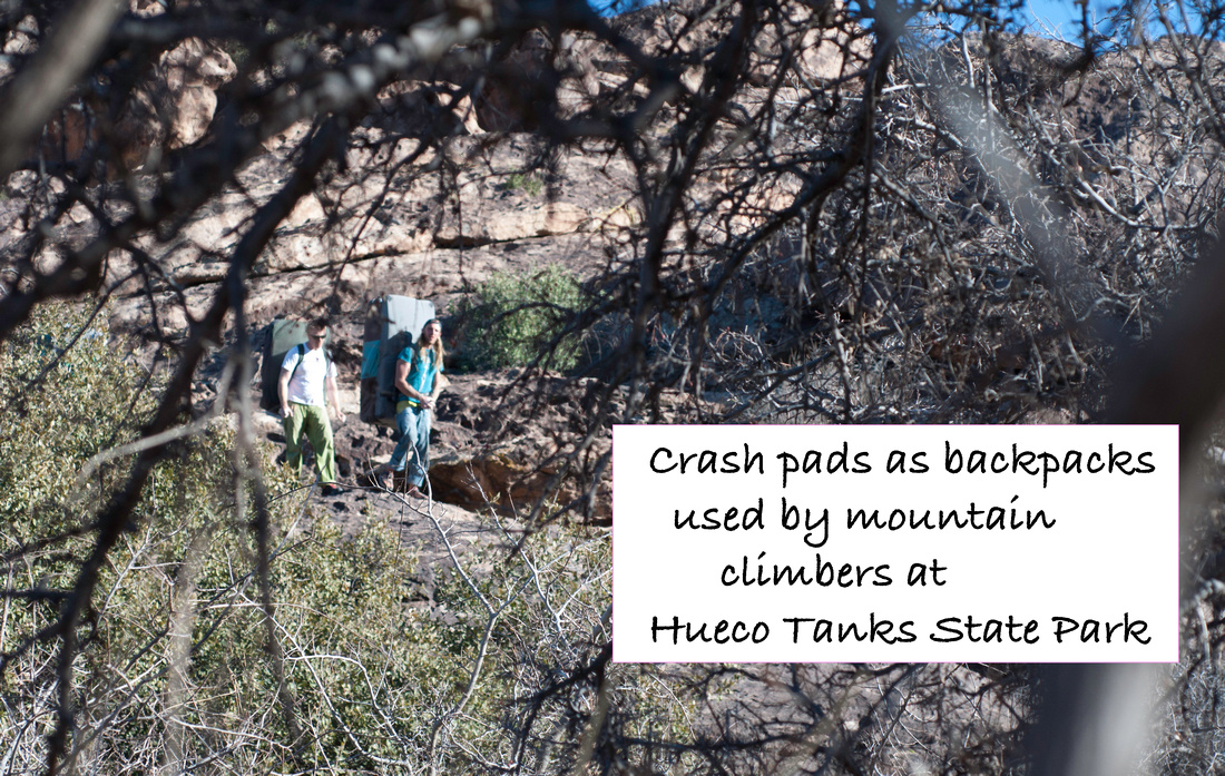 crash pads