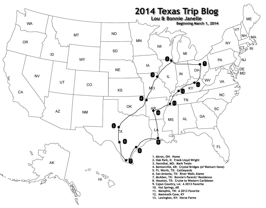 Itinerary_Texas_2014