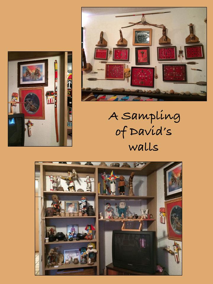 Davids Walls