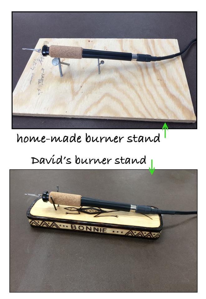 burner stand